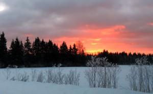 Päikesetõus Harjumaal 2013